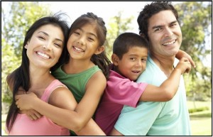 family for impact areas